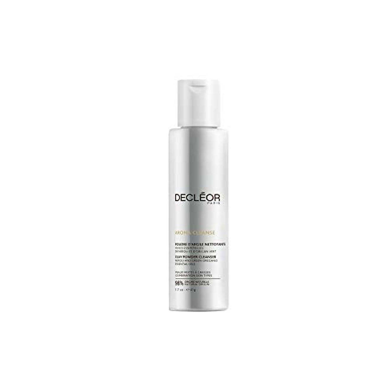 午後記念品話すデクレオール Aroma Cleanse Clay Powder Cleanser - For Combination Skin Types 41g/1.4oz並行輸入品
