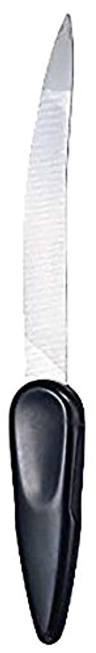 冒険者アーサーコナンドイル影響力のあるステンレス製カーブつめやすり SJ-N41