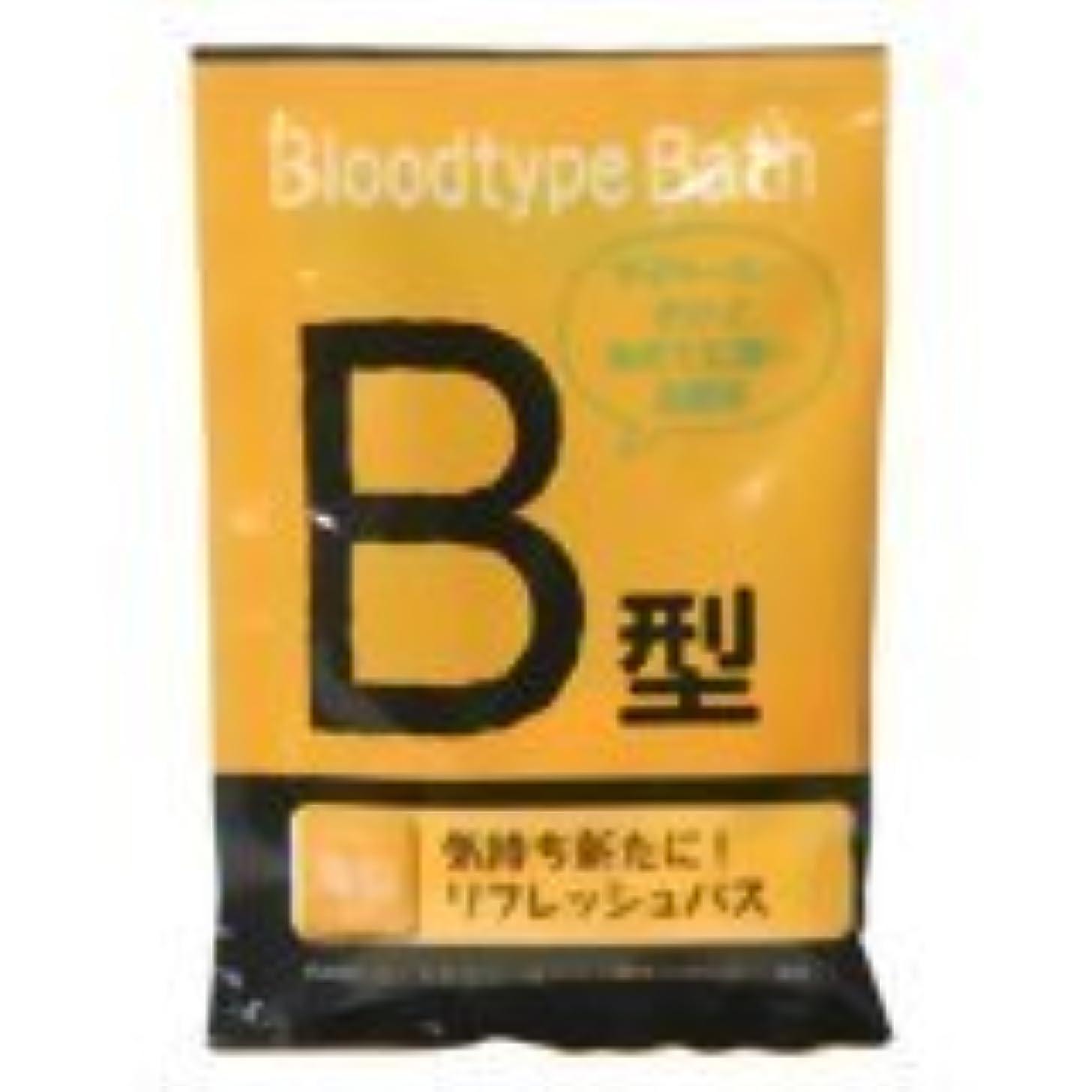 おとこロースト発見する紀陽除虫菊 ブラッドタイプバス B【まとめ買い12個セット】 N-8251
