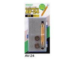 OWNER(オーナー) 鮎イカリ用鈎巻き器 AV-24 セット