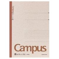 コクヨ キャンパスノート(太横罫) A4 U罫 50枚 1冊