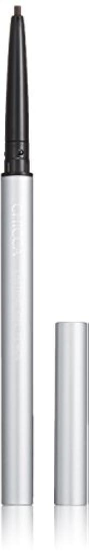 高めるメタルラインオリエンテーションキッカ ラスティング ジェルペンシル 02 ダークチョコ アイライナー