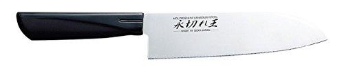 アーネスト 三徳包丁 永切れ王 165mm A-76583...