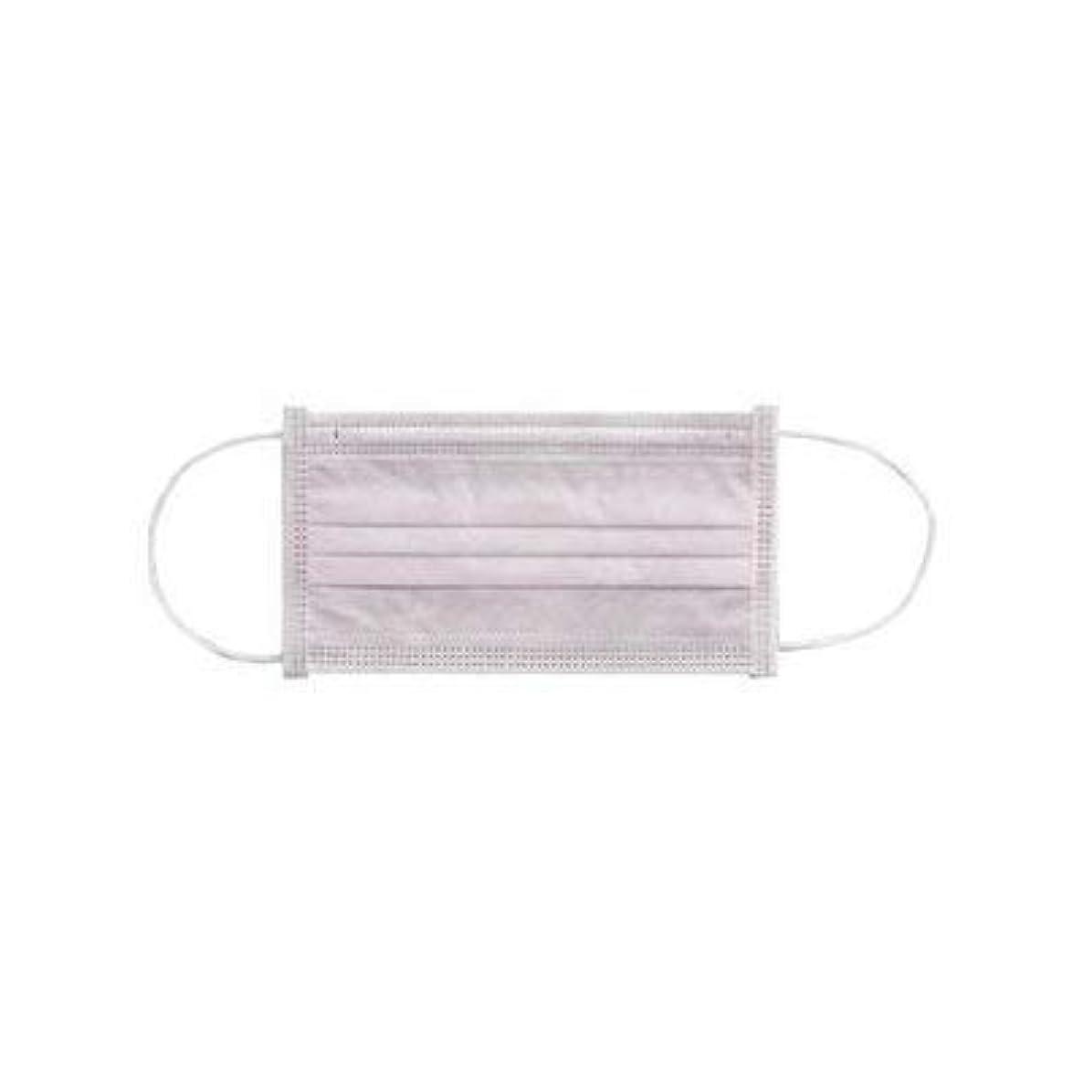 ヘルシー横向き実際に(まとめ) 川西工業 メディカルマスク3PLY ピンク【×30セット】 ds-2157579