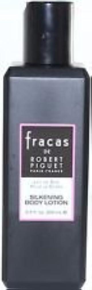 氏ジャグリングふざけたFracas (フラカス) 6.5 oz (195ml) ボディローション (箱なし) by Robert Piguet for Women 限定品!