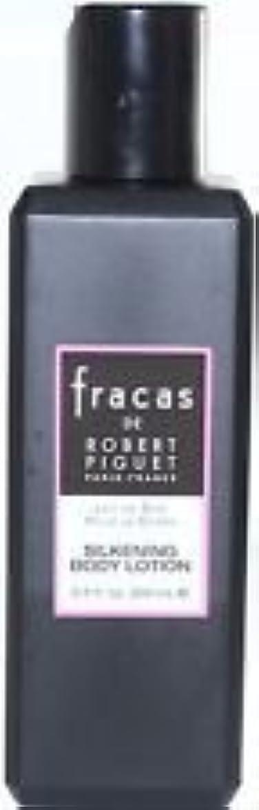 開梱スライス第二Fracas (フラカス) 6.5 oz (195ml) ボディローション (箱なし) by Robert Piguet for Women 限定品!