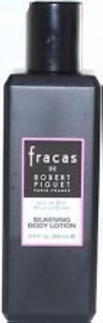 使用法入るワゴンFracas (フラカス) 6.5 oz (195ml) ボディローション (箱なし) by Robert Piguet for Women 限定品!