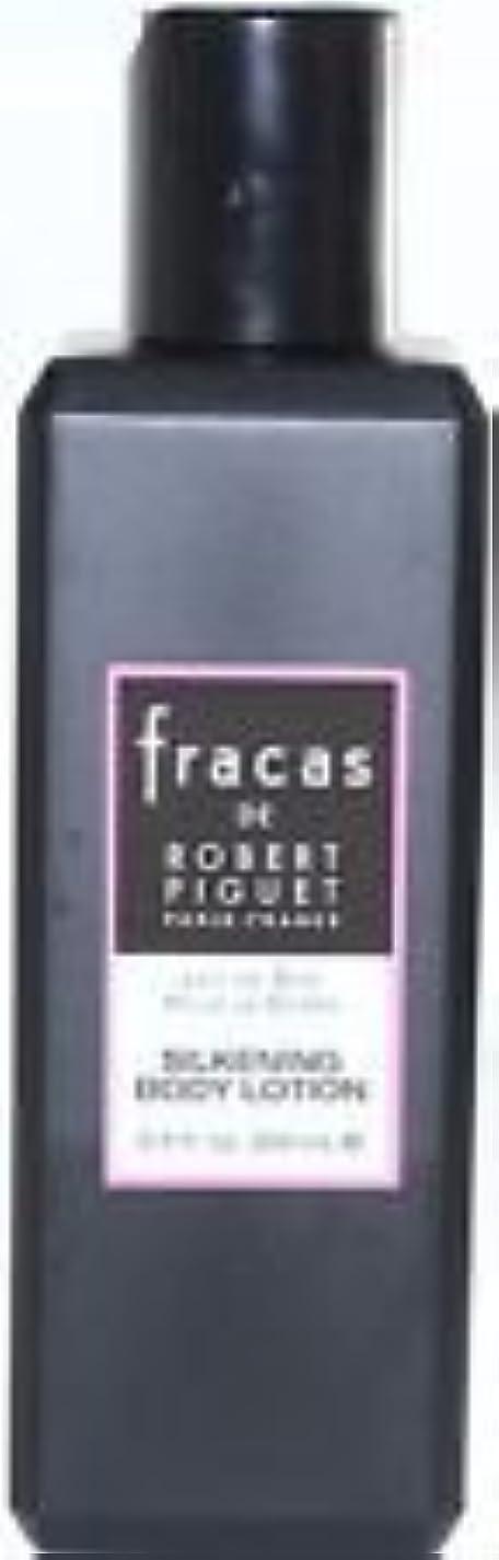 そう幸運なことに店主Fracas (フラカス) 6.5 oz (195ml) ボディローション (箱なし) by Robert Piguet for Women 限定品!