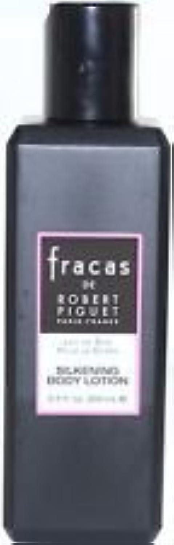 オーナメント現金モーションFracas (フラカス) 6.5 oz (195ml) ボディローション (箱なし) by Robert Piguet for Women 限定品!