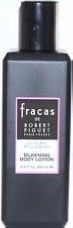 理想的にはテーブル請求書Fracas (フラカス) 6.5 oz (195ml) ボディローション (箱なし) by Robert Piguet for Women 限定品!