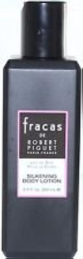 登場電子平らにするFracas (フラカス) 6.5 oz (195ml) ボディローション (箱なし) by Robert Piguet for Women 限定品!