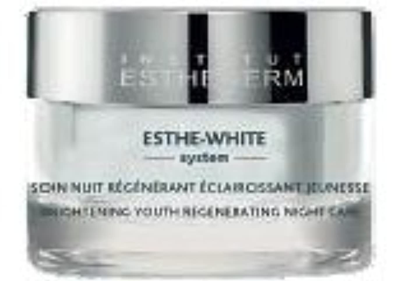 シャッフル性能悪名高いエステダム ホワイト ナイト クリーム N 50ml