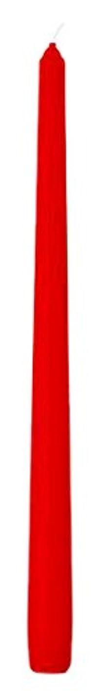 最初事実ピルファー15インチテーパーセロナシ 「 ディッピングレッド 」 12本入り