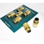 ダイヘン CO2/MAG溶接用部品、インシュレータ U4167L00 (5個入り)