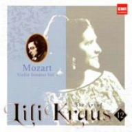 リリー・クラウスの芸術 12, モーツァルト:ヴァイオリン・ソナタ 第4集