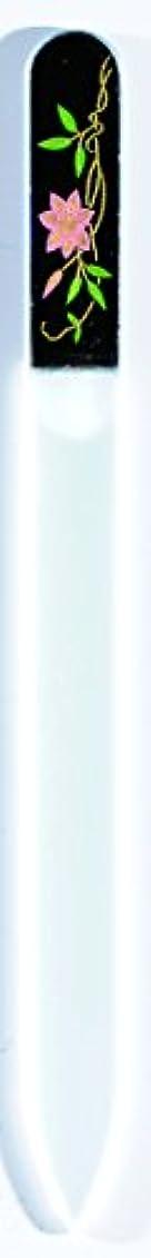 商業の自伝囲む橋本漆芸 ブラジェク製高級爪ヤスリ 六月 鉄仙 OPP