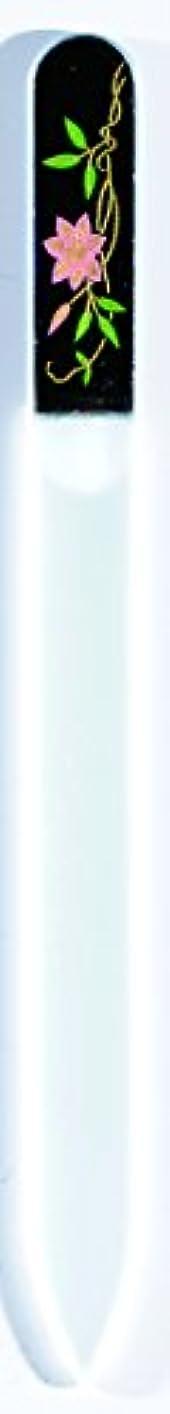 サイドボードフィットネス放棄橋本漆芸 ブラジェク製高級爪ヤスリ 六月 鉄仙 OPP