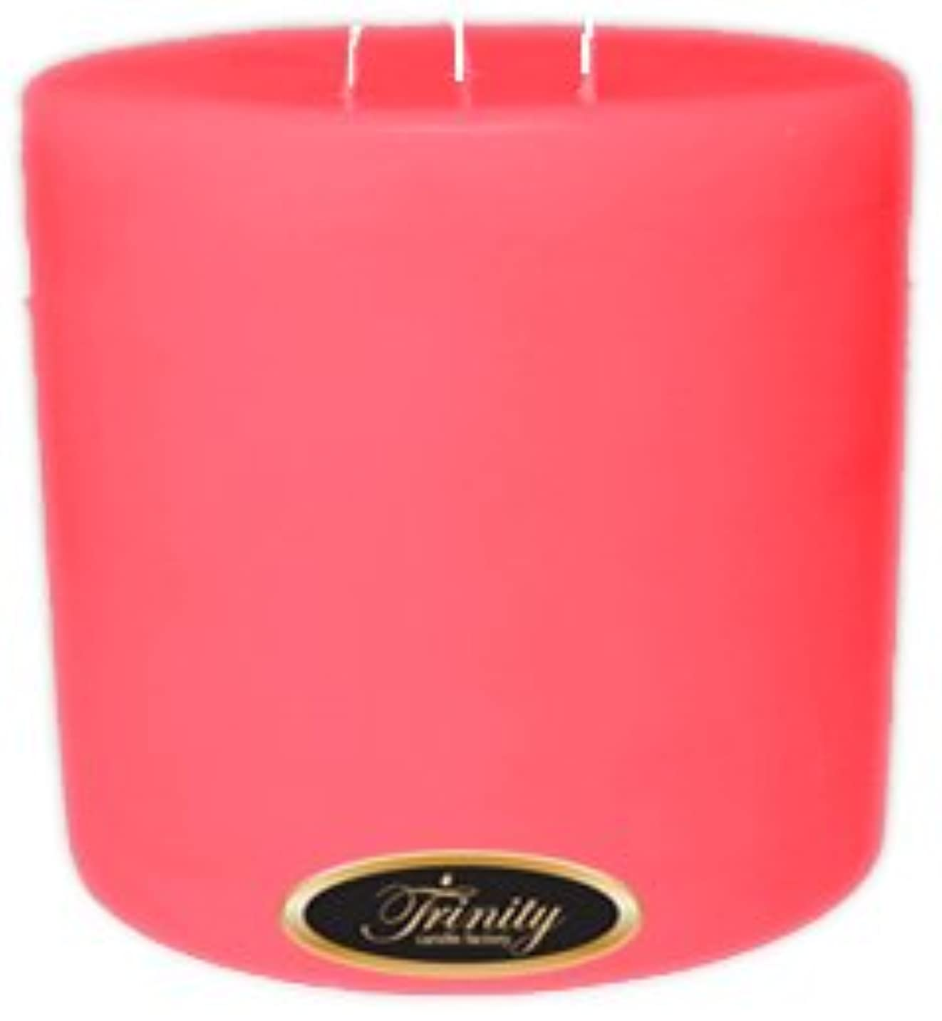 加速度経済的不運Trinity Candle工場 – Sweet Pea – Pillar Candle – 6 x 6