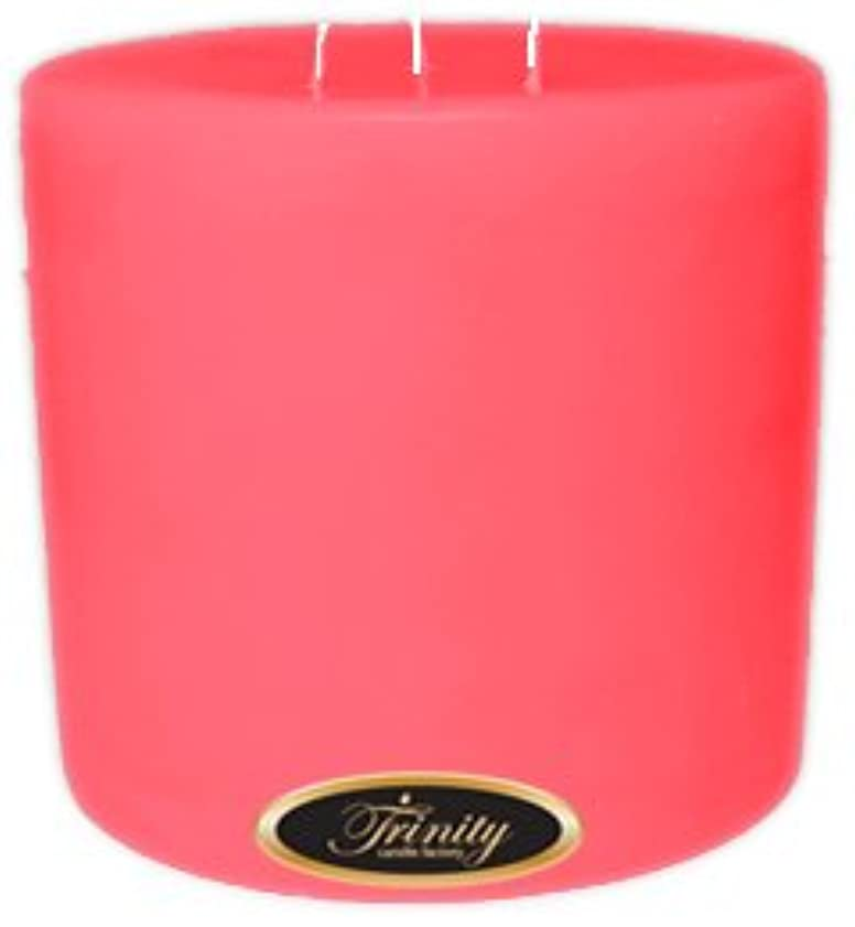 石の引くシェーバーTrinity Candle工場 – Sweet Pea – Pillar Candle – 6 x 6