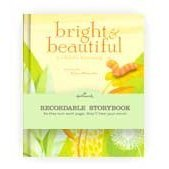 Bright and Beautiful Recordable book