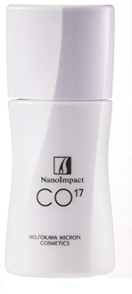 軽蔑するレイアウトばかホソカワミクロン化粧品 薬用ナノインパクト Co17 <60ml> 【医薬部外品/薬用育毛剤】