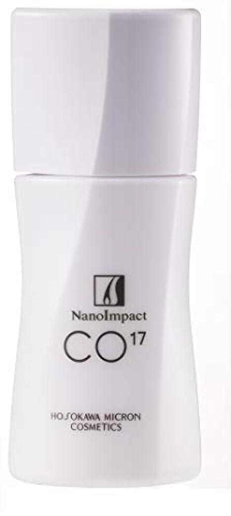 窒息させるマイクロスナッチホソカワミクロン化粧品 薬用ナノインパクト Co17 <60ml> 【医薬部外品/薬用育毛剤】