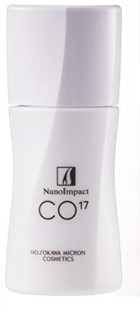 答えプロテスタントパテホソカワミクロン化粧品 薬用ナノインパクト Co17 <60ml> 【医薬部外品/薬用育毛剤】