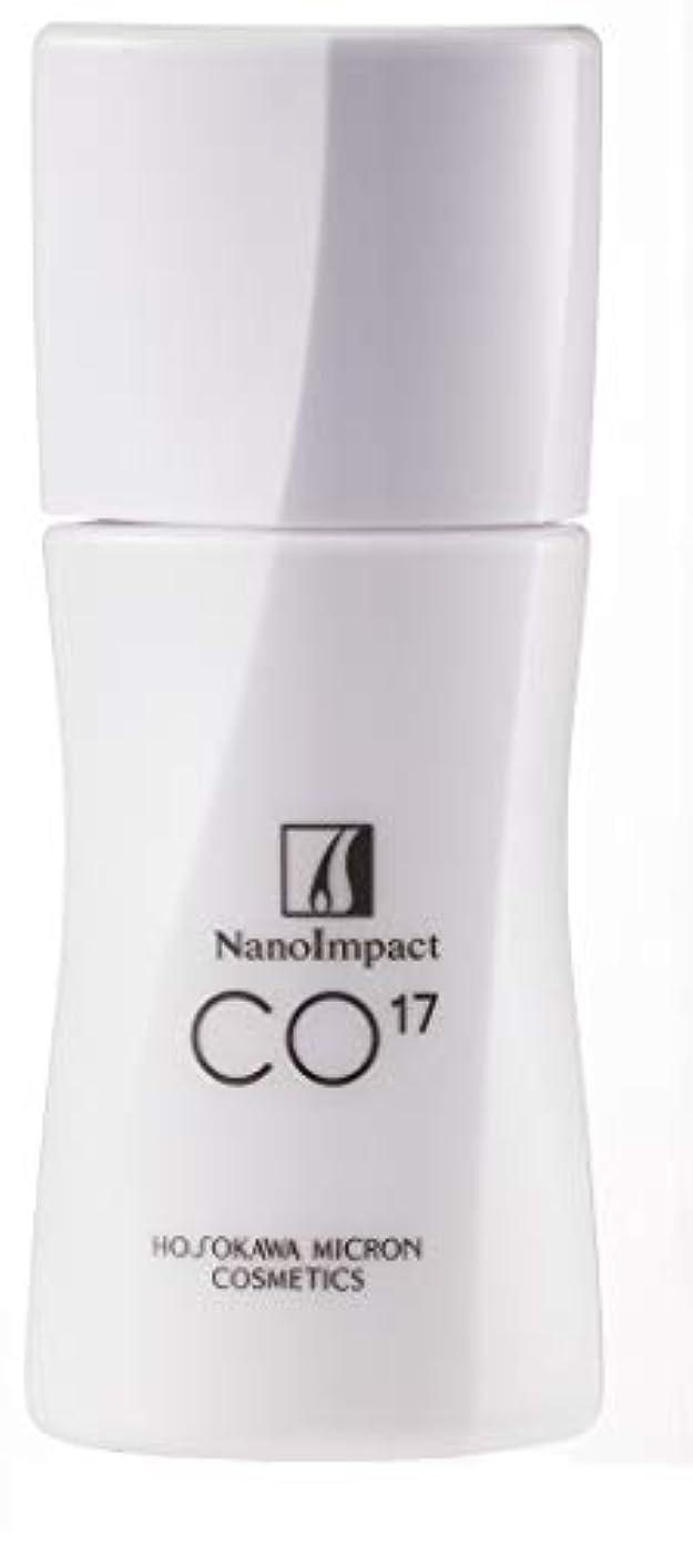 踏み台指先例ホソカワミクロン化粧品 薬用ナノインパクト Co17 <60ml> 【医薬部外品/薬用育毛剤】
