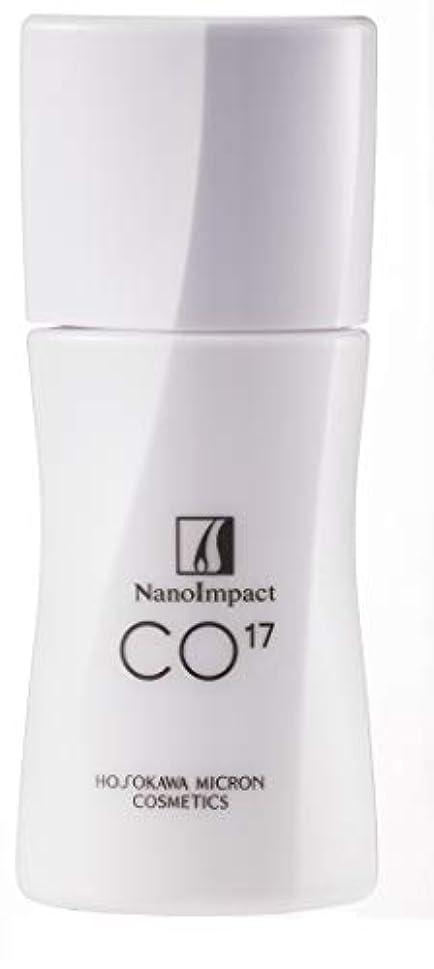 無視性的発掘するホソカワミクロン化粧品 薬用ナノインパクト Co17 <60ml> 【医薬部外品/薬用育毛剤】