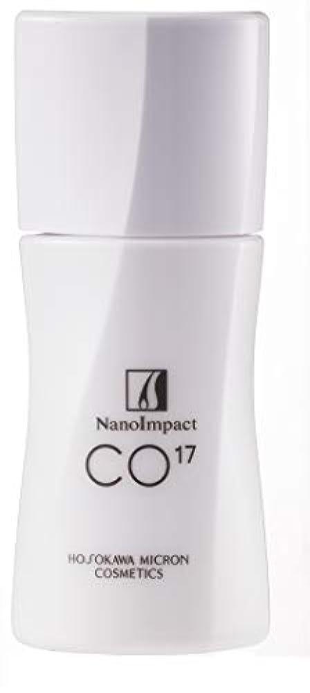 回路肥沃な超音速ホソカワミクロン化粧品 薬用ナノインパクト Co17 <60ml> 【医薬部外品/薬用育毛剤】