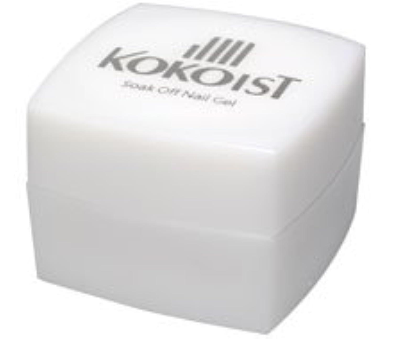かんたんアイデア配分KOKOIST(ココイスト) ソークオフ クリアジェル プラチナボンドII 4g