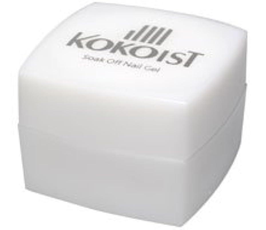 吸い込む奇妙なトンKOKOIST(ココイスト) ソークオフ クリアジェル プラチナボンドII 4g