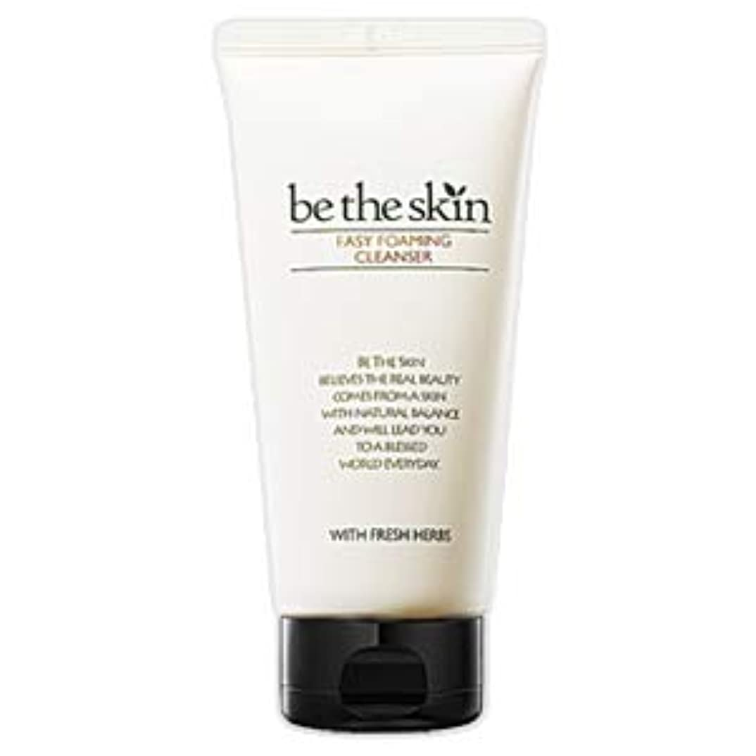 連鎖理想的下線be the skin イージー フォーミング クレンザー / Easy Foaming Cleanser (150g) [並行輸入品]