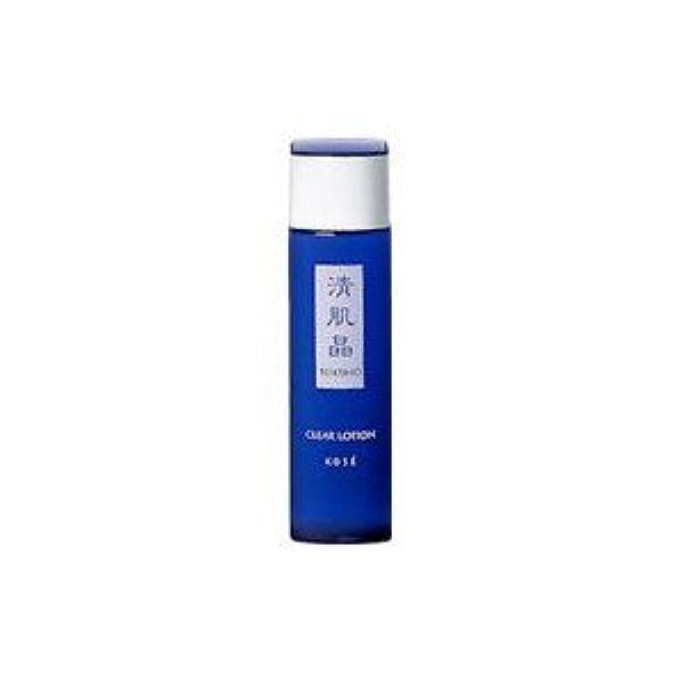 運命的な毎週理容師コーセー 清肌晶 クリア ローション 150ml 化粧水 アウトレット