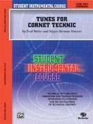 Alfred Publishing 00-BIC00248A Student Instrumental Course: Tunes for Cornet Technic Level II - Music Book