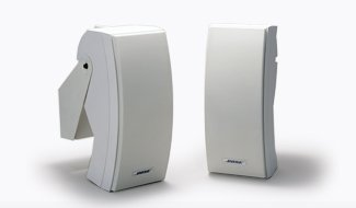 Bose Environmental Speaker 全天候型スピーカー (2本1組) ホワイト 302AW