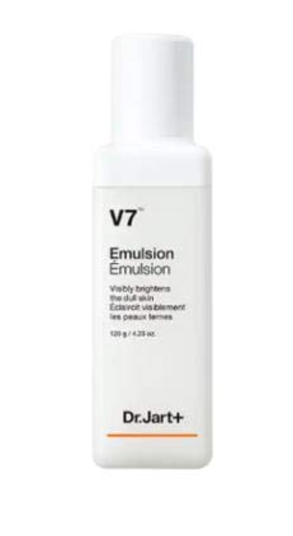 さらに前任者怠けたDr.Jart+ V7 Emulsion ドクタージャルトV7 エマルジョン 120ml [並行輸入品]