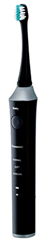 肺増加する誠実さパナソニック 電動歯ブラシ ドルツ 黒 EW-DA52-K