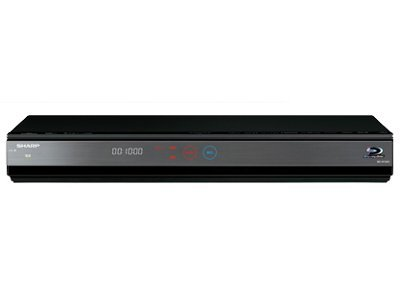 シャープ 1TB 2チューナー ブルーレイレコーダー AQUOS BD-W1000
