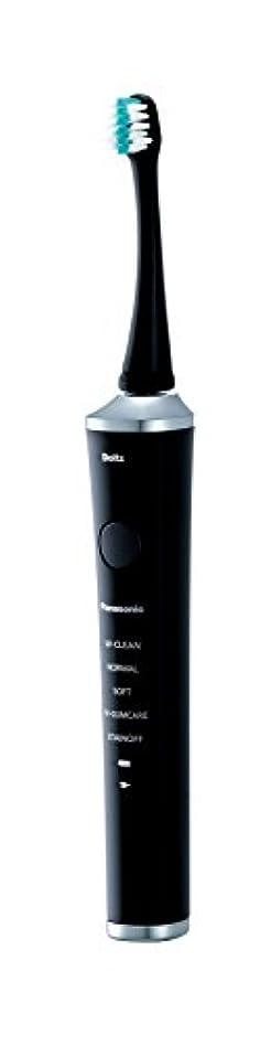 マイルドありがたいカイウスパナソニック 電動歯ブラシ ドルツ 黒 EW-CDP52-K