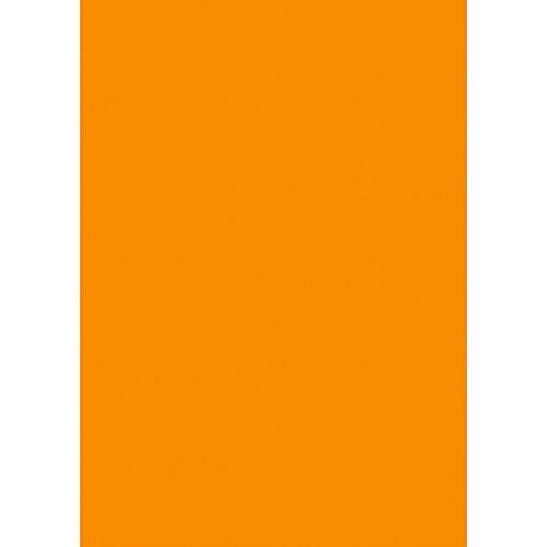 蛍光ポスター A4 橙 13-3184 1冊