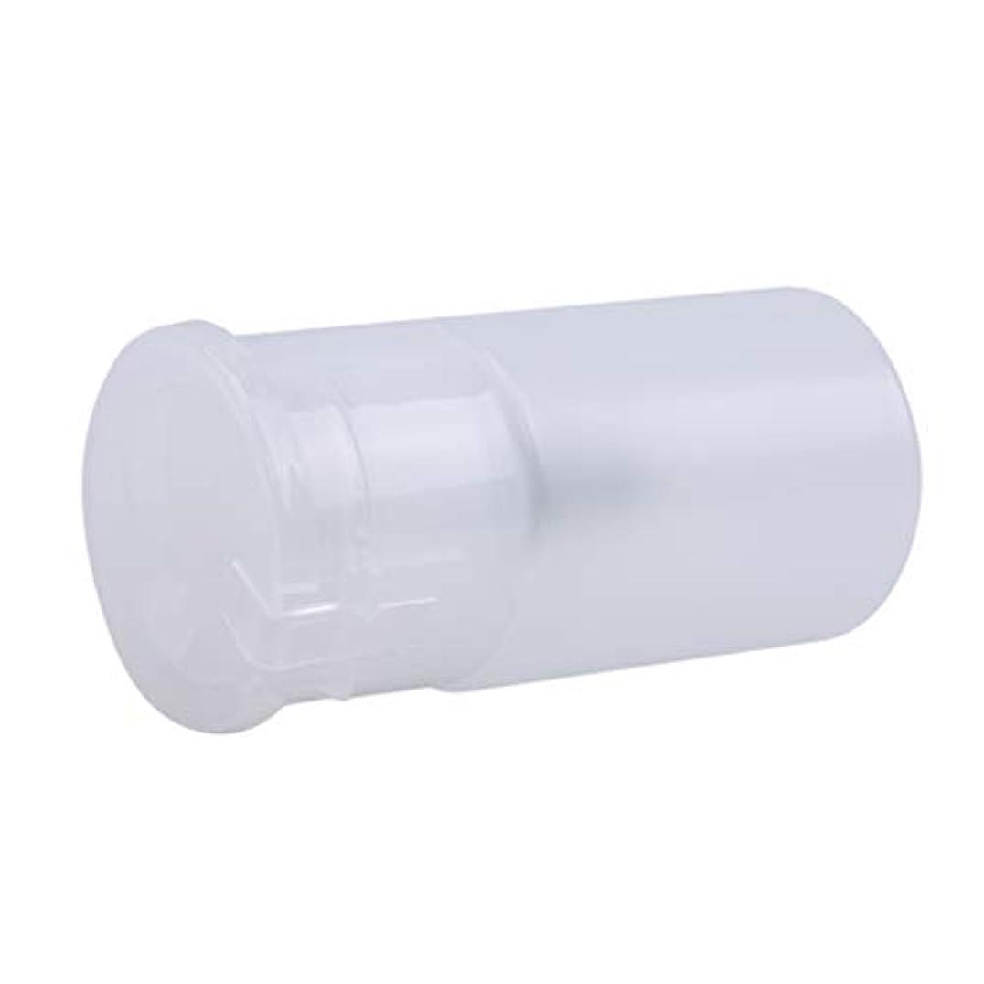 規範バルコニー眉をひそめるHKUN 空のボトル ネイルアートツール メイク落とし 化粧水など 小分けボトル 詰替え容器 60ML 透明