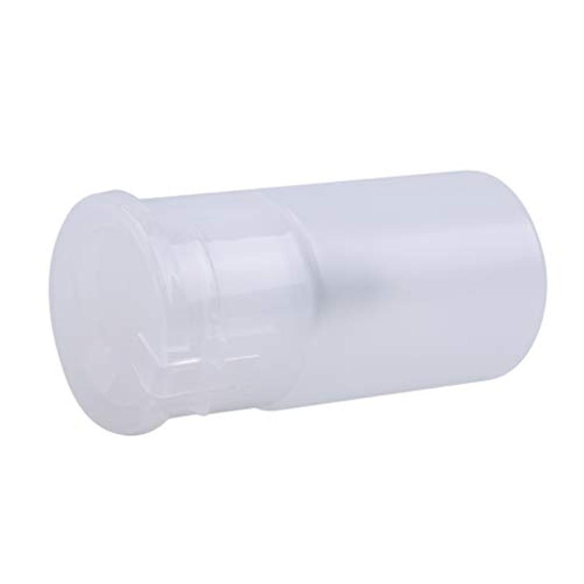 複雑でない気づくなる十分ではないHKUN 空のボトル ネイルアートツール メイク落とし 化粧水など 小分けボトル 詰替え容器 60ML 透明