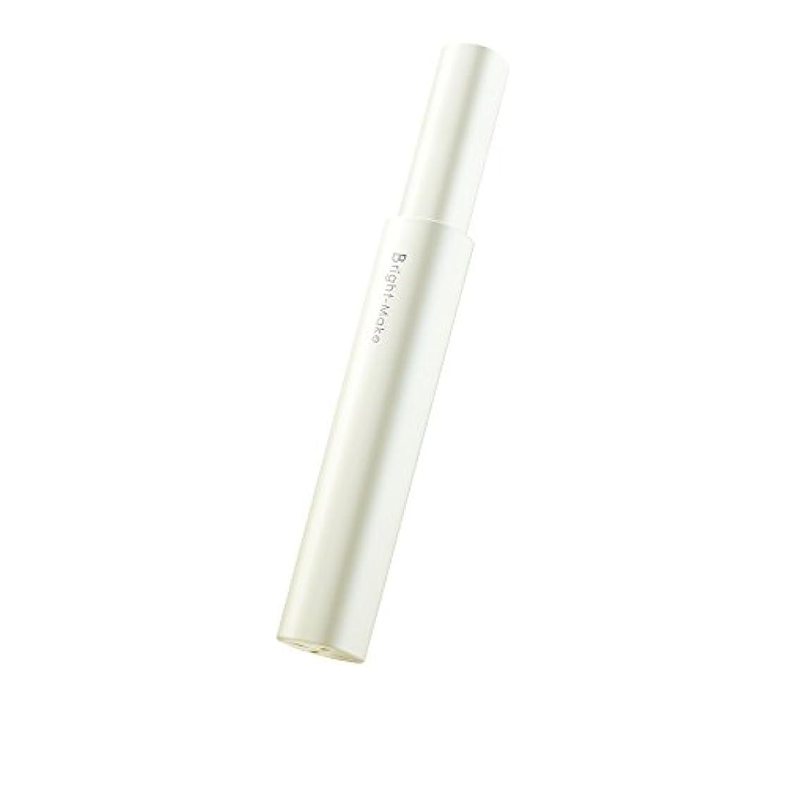 ワット検体穿孔するオーヴィックス 電動歯ブラシ Bright-Make(ブライトメイク) ホワイト BRM-WT01