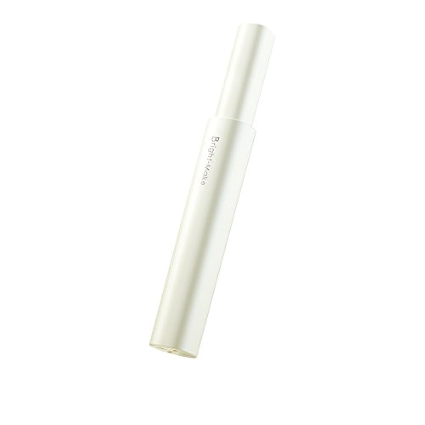不安定な脱走に向かってオーヴィックス 電動歯ブラシ Bright-Make(ブライトメイク) ホワイト BRM-WT01