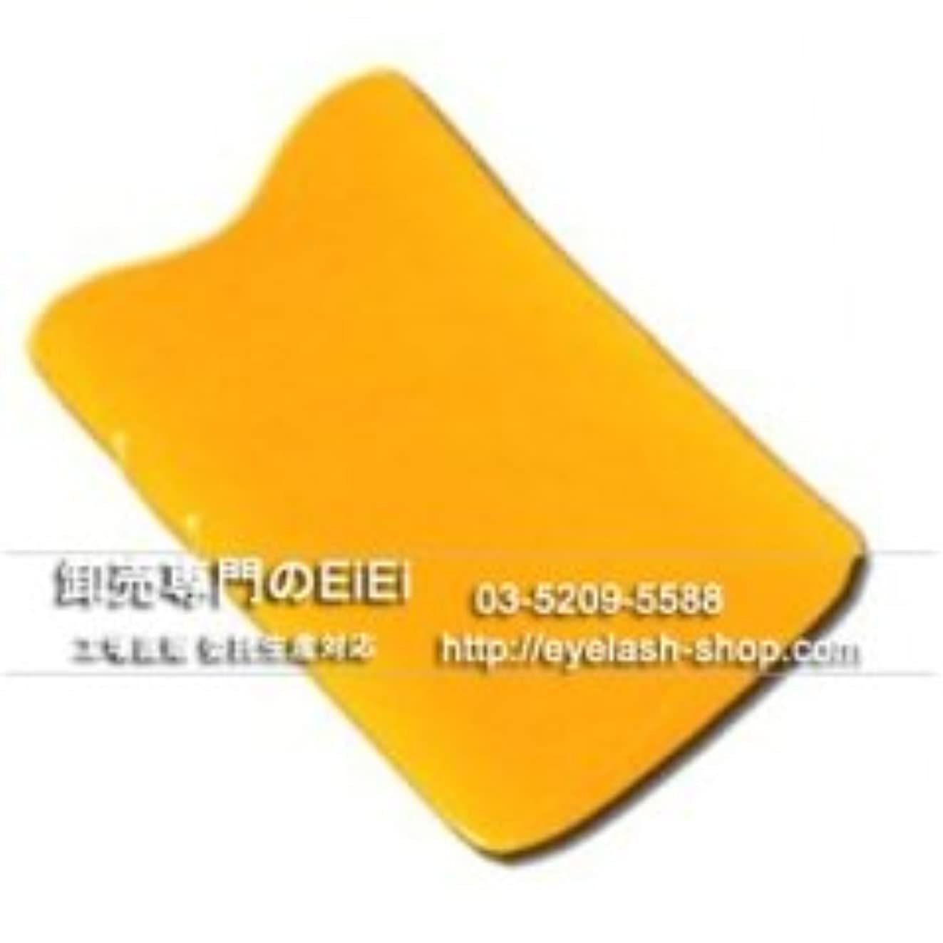 黄ばむずんぐりしたチートかっさ板 蜜蝋かっさプレート 美容マッサージかっさ板 グアシャ板 C-02