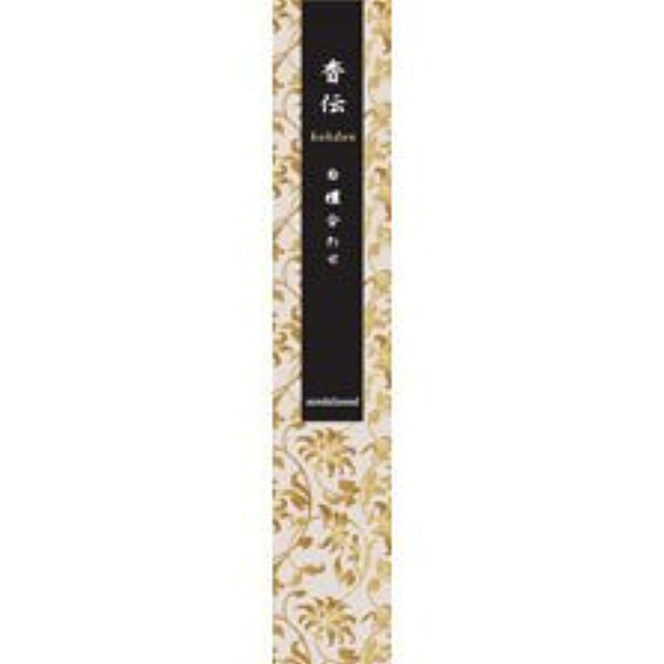 ゴミ箱を空にするめんどりハンサムNippon Kodo – Kohden – サンダルウッド40 Sticks