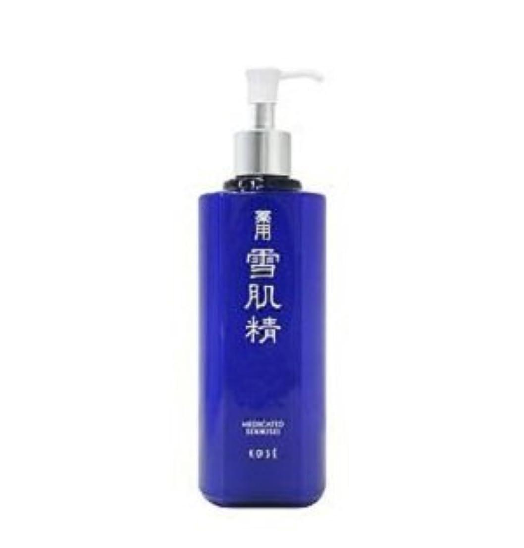 風が強い割る自治コーセー 薬用 雪肌精 化粧水 500ml 限定発売 ラージ ボトル