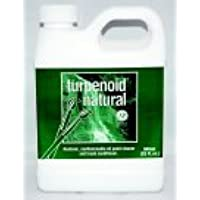 Turpenoid天然非毒性non-flammableペイントthinner44 ; 1 Qt。