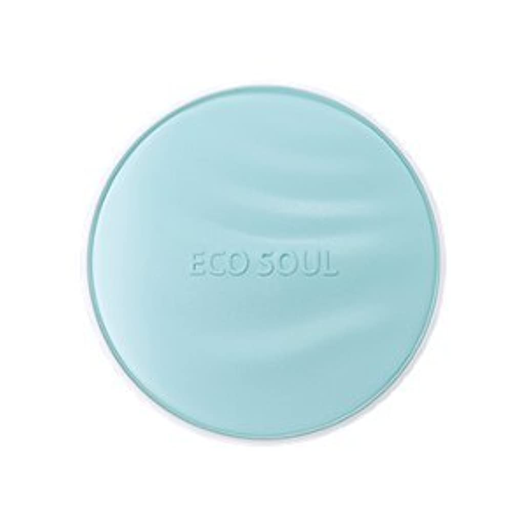 [New] the SAEM Eco Soul Essence Cushion * Matt Longwear * 15g/ザセム エコ ソウル エッセンス クッション * マット ロングウェア * 15g (#23)...